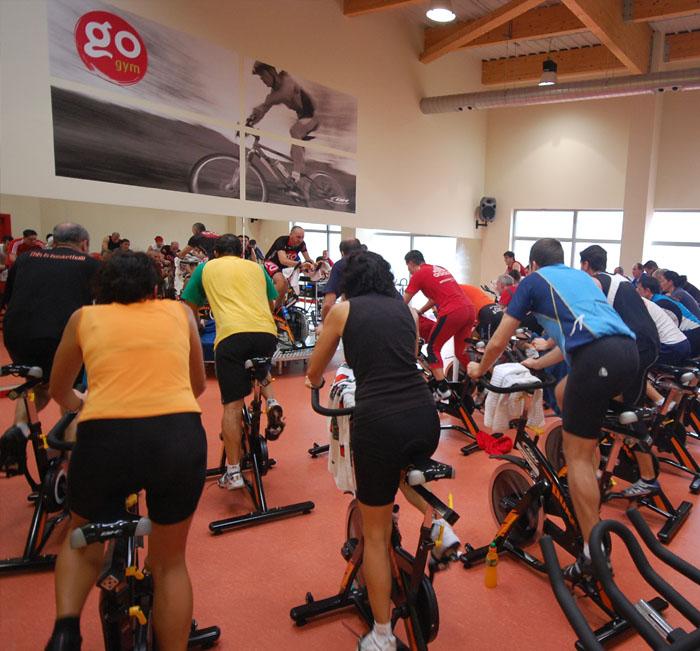 Centro de servicios jundiz gimnasio for Gimnasio 55 minutos